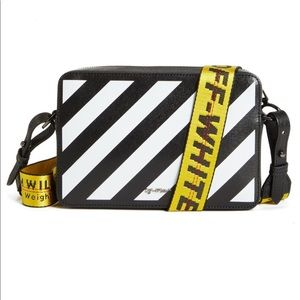 Off-White Bags - Off white belt bag with strap/crossbody